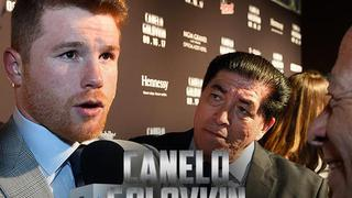 "Canelo Alvarez vs. Gennady ""GGG"" Golovkin: Final Press Conference"