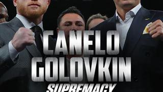 "Canelo Alvarez vs. Gennady ""GGG"" Golovkin: Grand Arrivals"