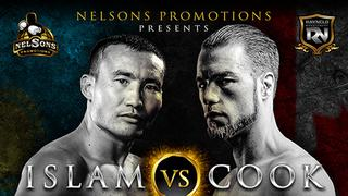 Kanat Islam vs Brandon Cook