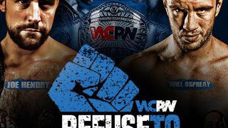 WCPW: Refuse to Lose