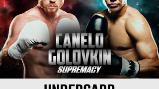 "Canelo Alvarez vs. Gennady ""GGG"" Golovkin: Undercard Press Conference"