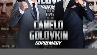 "Canelo Alvarez vs. Gennady ""GGG"" Golovkin: Tattoo Live, Sept.12"
