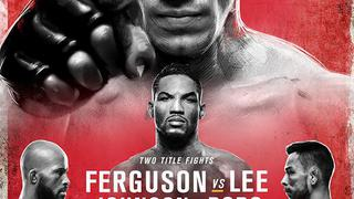 UFC 216: Ferguson vs. Lee