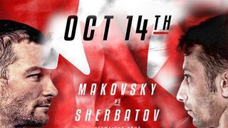 ACB 72: Zach Makovsky vs. Yoni Sherbatov