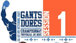 Les Gants Dorés 2017: Session 1