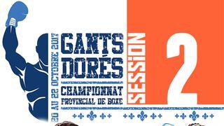 Les Gants Dorés 2017: Session 2