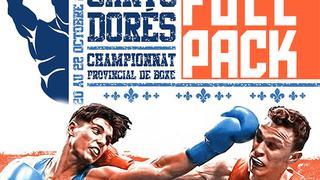 Les Gants Dorés 2017: FULL PACK