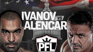 Professional Fighters League: Blagoy Ivanov vs. Caio Alencar