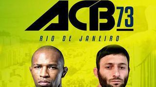 ACB 73: Leandro Silva vs Islam Makoev