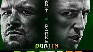 KSW 40 Dublin: Pudzianowski vs. Silva