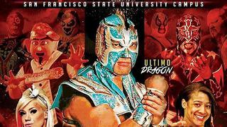 Pro Wrestling Revolution - Lucha Libre