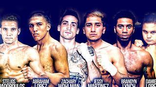 Valley Fight Night Nov 3rd