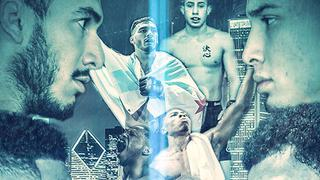 Fight Card Entertainment: Takeover 2017