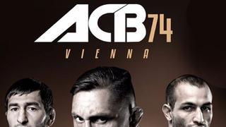 ACB 74: Arbi Agujev vs. Adam Townsend