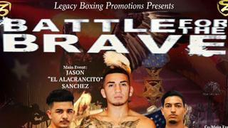 Legacy Boxing: Battle for the Brave
