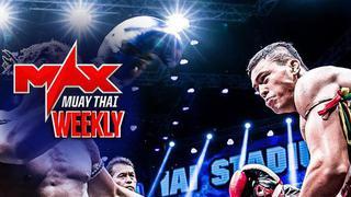 MAX MUAY THAI: November 12