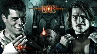 ROH Final Battle 2017