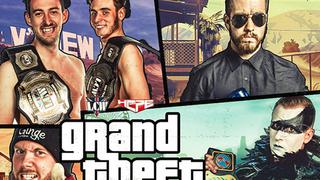 HOPE Wrestling: Grand Theft Autumn 2017