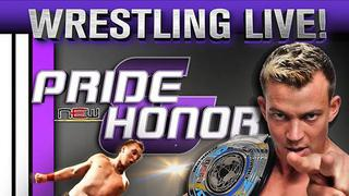New European Wrestling (NEW):  Pride and Honor 2017