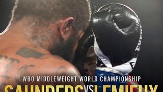 Billy JOE SAUNDERS vs. David LEMIEUX: Undercard