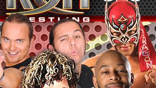 ROH Wrestling: Episode #328