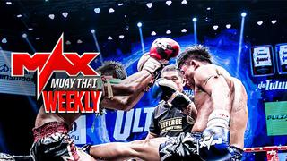 MAX MUAY THAI: January 7th
