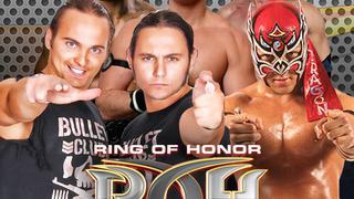 ROH Wrestling: Episode #331