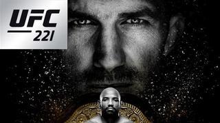 UFC 221: Rockhold vs. Romero