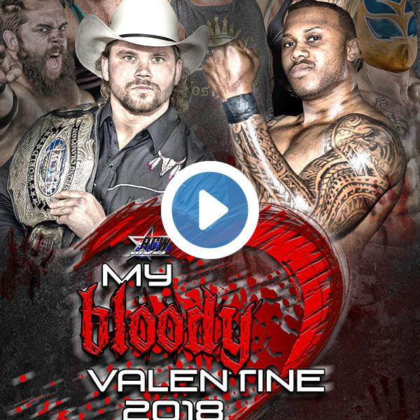 ▷ ACW: My Bloody Valentine 2018 Official PPV Live Stream   FITE