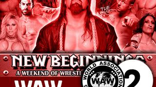 Wrestling Weekender: WAW Saturday Show 2 Feb 2017