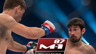 M-1 Challenge 87: Ashimov vs Silander