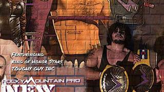 Rocky Mountain Pro: Season 3 Finale/ New Years Revolution