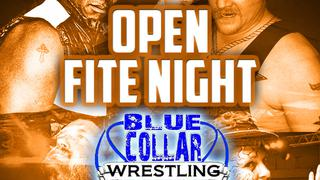 BCW Open Fite Night