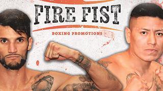 Lightweight Battle: Silva vs Casarez