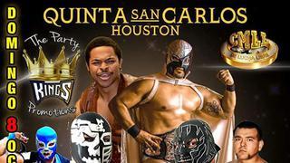 Houston Lucha Showdown 2- Lucha Libre Internacional