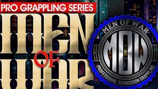 Professional Grappling Series: Men of War