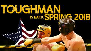 Toughman is Back, Spring 2018: March 9