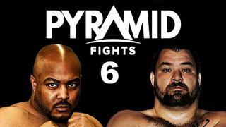 Pyramid Fight 6 - Reggie Cato vs Justin Frazier