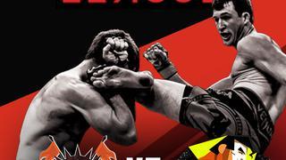 Super Fight League: Warriors vs Heroes