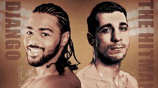 Rixa Promotions: Jordan Balmir vs Frank Cotroni