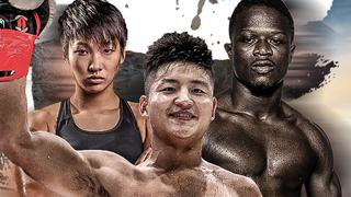 Kunlun Fight 70: Jordan Kranio vs. Wei Ninghui