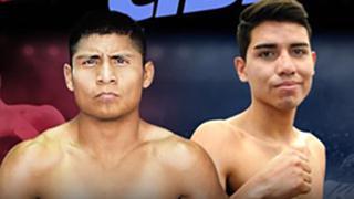 Clase y Talento Boxing: Tecuala vs. Cibrian