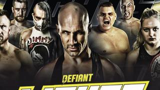 Defiant Wrestling: Lights Out '18
