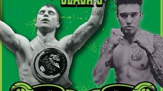 Danny O'Connor vs Steve Claggett