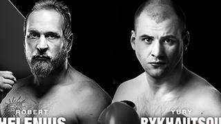 Yakuza Fight 4: Robert Helenius vs Yury Bykhautsou