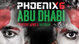 Phoenix Fighting Championship 6 (Tape Delay)