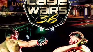 Cage Wars 36