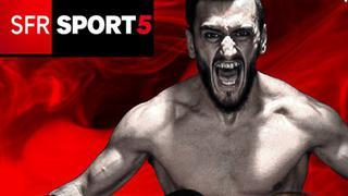 Partouche Kickboxing Tour, April 7