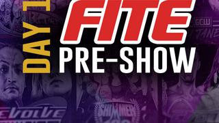 FITE Pre-Show Day 1: Wrestlemania Weekend