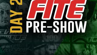 FITE Pre-Show Day 2: Wrestlemania Weekend